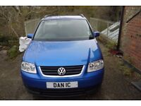 vw touran, mpv ,private sale, 2003,