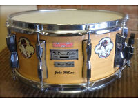 14x6 Custom Maple snare drum