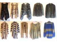 Ladies Clothing Wholesale Job Lot - Jumpers - Cardigans - Trousers - Tops - TFNC - WalG