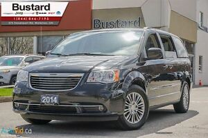 2014 Chrysler Town & Country TOURING L | LEATHER | CAMERA | STO-
