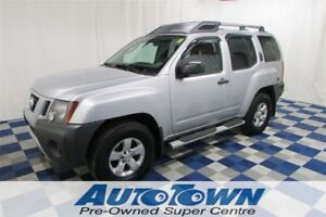 2011 Nissan Xterra S AWD/ALLOYS/CLEAN HISTORY/GREAT PRICE!