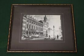 Old prints of Glasgow (DELIVERY AVAILABLE)