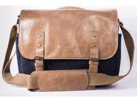 K&F Concept Casual Travel DSLR SLR Camera Messenger Shoulder Bag