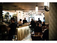 Experienced Waiting Staff Required for Immediate Start