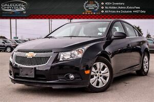 2013 Chevrolet Cruze LT|Backup Cam|Bluetooth|R-Start|Keyless Ent