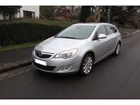 2011 Vauxhall Astra 1.3 CDTI ECOFLEX Diesel Estate 67K Miles FSH 2 Owners Drives like a 2.0 diesel!