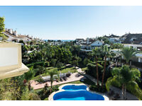3 Bedroom Penthouse in Golden Mile Marbella