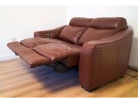 Recliner 2 seater Sofa – in fantastic condition