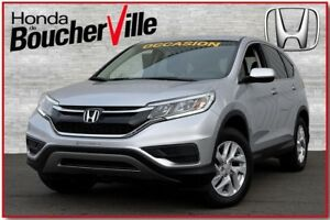 2015 Honda CR-V SE AWD Camera bluetooth Bancs Chuauffants