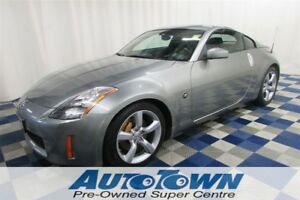 2005 Nissan 350Z 35th Anniversary/LEATHER/ACCIDENT FREE/LOW KM!!