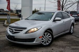 2013 Mazda Mazda6 GS, A/C, POWER GROUP