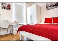 Modern double bedroom available end of July! Don't miss out!