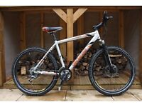 "Specialized Rockhopper A1 Disc mountian bike, 19"" frame, 26"" wheels"