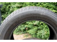 4 Mitchelin Energy Saver Tyres 205/55 R16. Delivery mileage only (less than 100 miles)