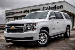 2015 Chevrolet Suburban LT 4x4 8 Seater Sunroof Leather R-Start