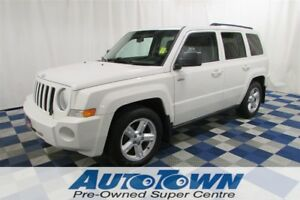 2010 Jeep Patriot Sport/North/ALLOYS/AC/LOW KM!
