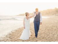 Vintage, chic and sophisticated wedding photographer based in the Sussex area and South East