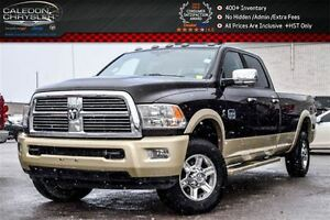 2011 Ram 2500 Laramie Longhorn|4x4|Diesel|Navi|Sunroof|DVD|Backu