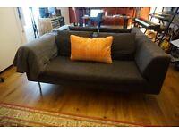 2 Grey Dwell Sofa's RRP £899