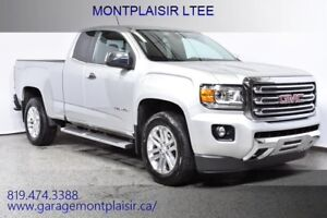 2016 GMC CANYON 4WD EXTENDED CAB SLT