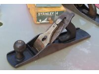 Stanley - Bailey plane No. 5 1/2, see picture's