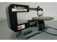 """Delta scroll saw. 16"""", two speed."""