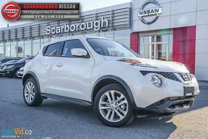 2016 Nissan Juke SV-UNDER 6000KM'S AND ACCIDENT FREE!!!