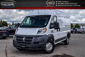 2016 Ram ProMaster 2500 2500 High Roof 136WB|Backup Cam|Bluetoot