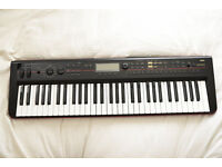 Korg Kross as new with box and padded soft case
