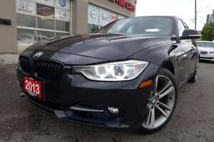 2013 BMW 3 Series 328i xDrive. Sport Pkg. Navi. Blk On Red