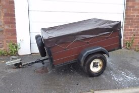 Camping / general use trailer SOLD