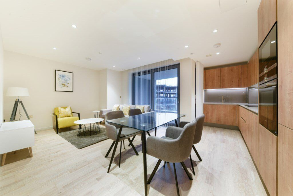 Brand New 2 Bed Onyx Apartments N1c Kings Cross St Pancras Eustom Camden Regents Park