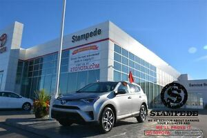 2016 Toyota RAV4 LE AWD-TOYOTA CERTIFIED!!!