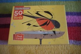 Bird Flash Cards - £3