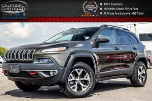 2016 Jeep Cherokee Trailhawk 4x4 Navi Backup Cam Bluetooth Keyle