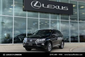 2013 Lexus RX 350 TOURING * NAVIGATION POWER MOONROOF HEATED LEA