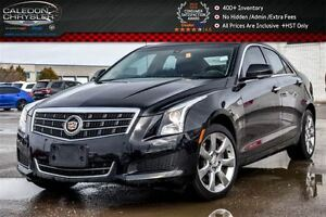 2014 Cadillac ATS Luxury|AWD|Bluetooth|Backup Cam|Leather|R-Star