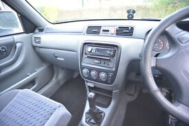 Honda CRV, Mk1, 2000, average condition, reliable, 4 months MOT