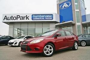 2014 Ford Focus SE LOW KM|FLEX FUEL| HEATED SEATS|