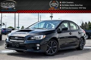 2015 Subaru WRX w/Sport Pkg|Sunroof|Backup Cam|BluetoothHeated F