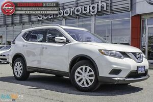 2016 Nissan Rogue S- A.W.D. AND ACCIDENT FREE!!!!