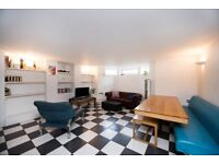 BIRNAM ROAD, N4: LARGE THREE BED - GARDEN - CLOSE TO TUBE - FURNISHED - AVAILABLE NOW -