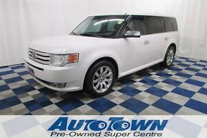 2011 Ford Flex Limited/BACK UP SENSOR/MEMORY SEATS/USB OUTLET!!!