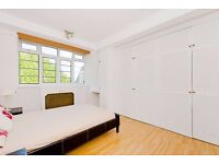 Smart large 1 bed flat in the prestigious Chatsworth Court, Kensington, W8