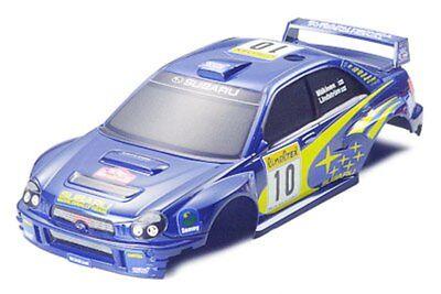 Tamiya R/C Mini 4WD Subaru Impreza WRC 2002 Boby Parts Plastic #15304 (Mini 4wd Parts)