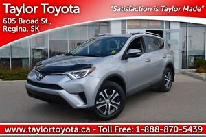 2016 Toyota RAV4 LE  **UPGRADE PACKAGE**