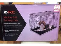 New in box Dog Crate