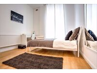 Lovely room with brand new furniture, next to the tube station! Available NOW!