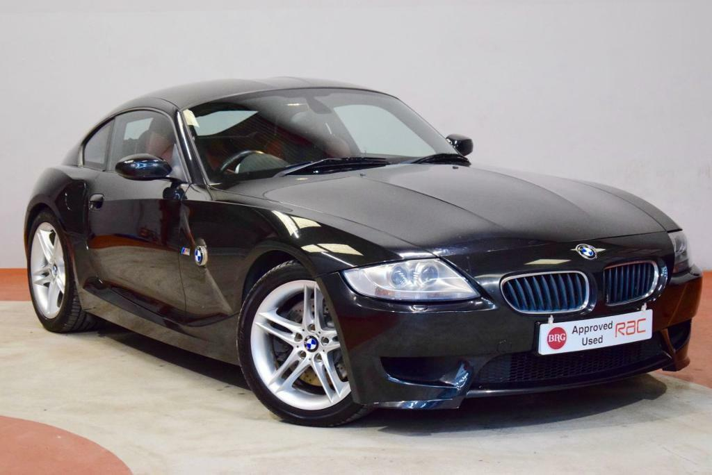 Bmw Z4 M Z4 M 2 Door Coupe 3 2 338 Bhp Black 2007 In