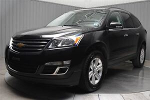 2014 Chevrolet Traverse LT AWD MAGS TOIT OUVRANT CAMERA DE RECUL